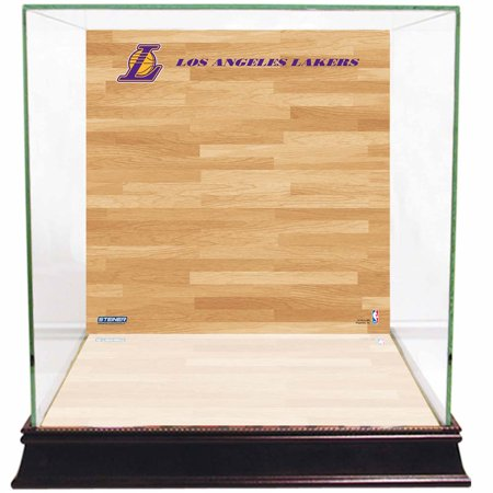 Los Angeles Lakers Basketball Court Background Case