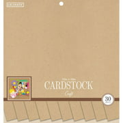 """Colorbok 12"""" Smooth Craft Cardstock, 1 Each"""