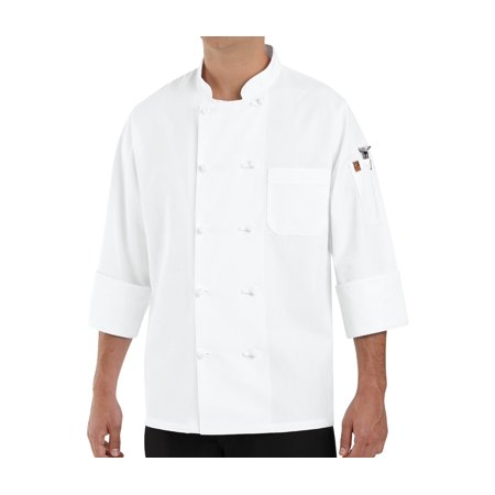 Men's Executive Chef Coat (Executive Chef Uniform)