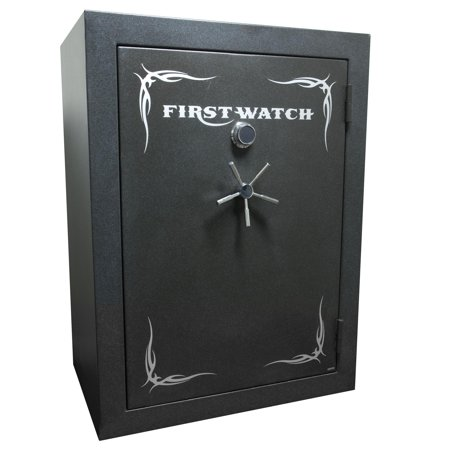 First Watch BR50125540 Gun Safe in Black with Combination Dial Lock