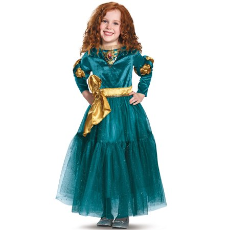 MERIDA DELUXE](Merida Costume Toddler)