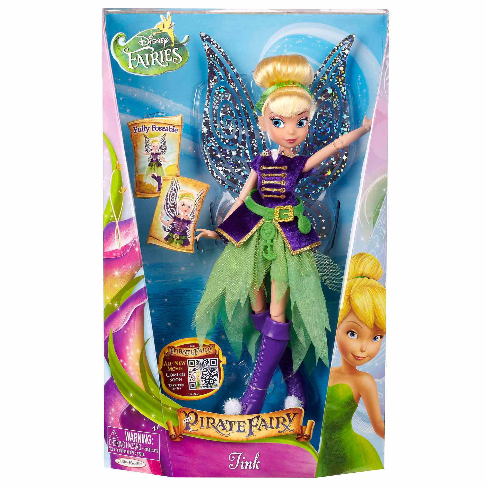 "Disney Fairies 9"" Deluxe Tink"