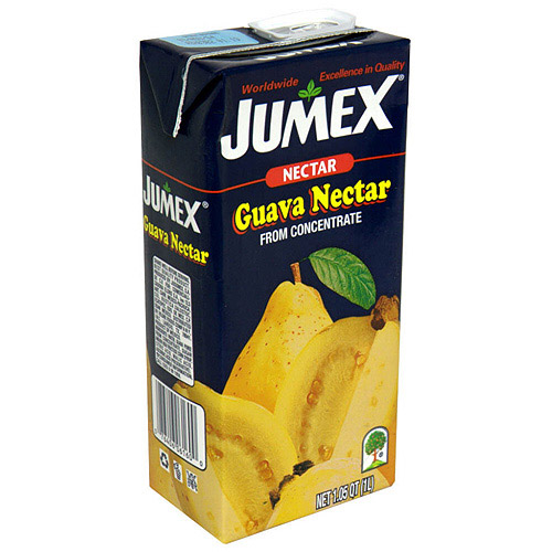 Jumex Guava Nectar, 33.81 oz (Pack of 12)