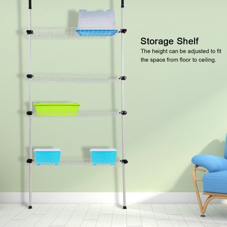 Expandable Storage Shelf
