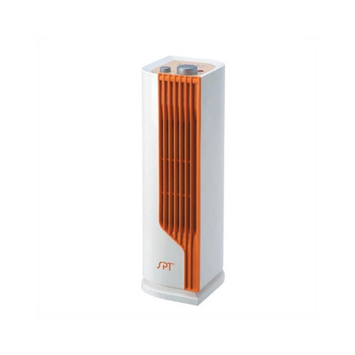 Sunpentown Electric Mini Tower Ceramic Heater, SH-1507 by Sunpentown