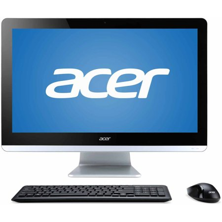 Acer Aspire Azc 700G Uw61 All In One Desktop Pc With Intel Celeron N3150 Processor  4Gb Memory  19 5  Display  500Gb Hard Drive And Windows 10