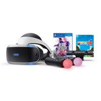 Sony PlayStation VR Blood & Truth and Everybody?s Golf Bundle