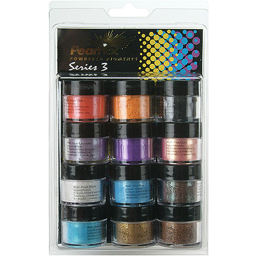 Pearl Ex Powdered Pigments 12 Color Set, Series 3