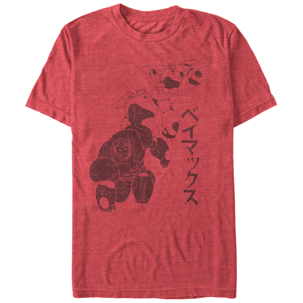 Big Hero 6 Men's Baymax T-Shirt