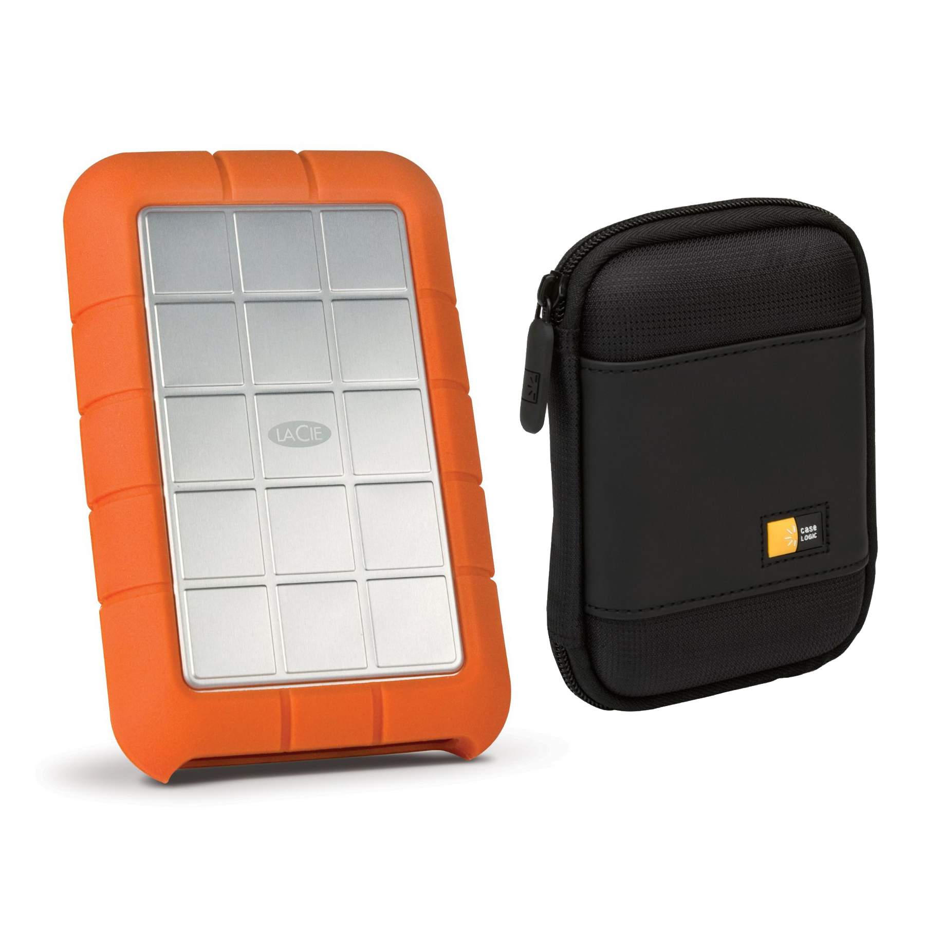 LaCie Rugged Hard Disk Triple USB 3.0, 2-ports FW800 ( 2T...