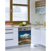 ADZif Domo Turquoise Himalayas Wall Decal