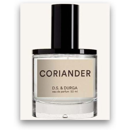 D.S. & Durga Coriander Perfume - 1.7 oz Eau De Parfum Spray (New In - Mandarin Coriander Home Fragrance