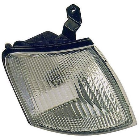 Compatible 1995 - 1997 Toyota Avalon Parking Light Assembly / Lens Cover - Right (Passenger) Side 81610-07010 TO2521145 Replacement For Toyota Avalon ()