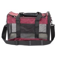 Sherpa To Go Pet Carrier Raspberry Medium Size Airline Approved