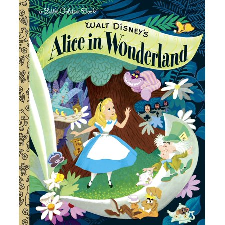 Walt Disney's Alice in Wonderland (Disney Classic) (Hardcover)