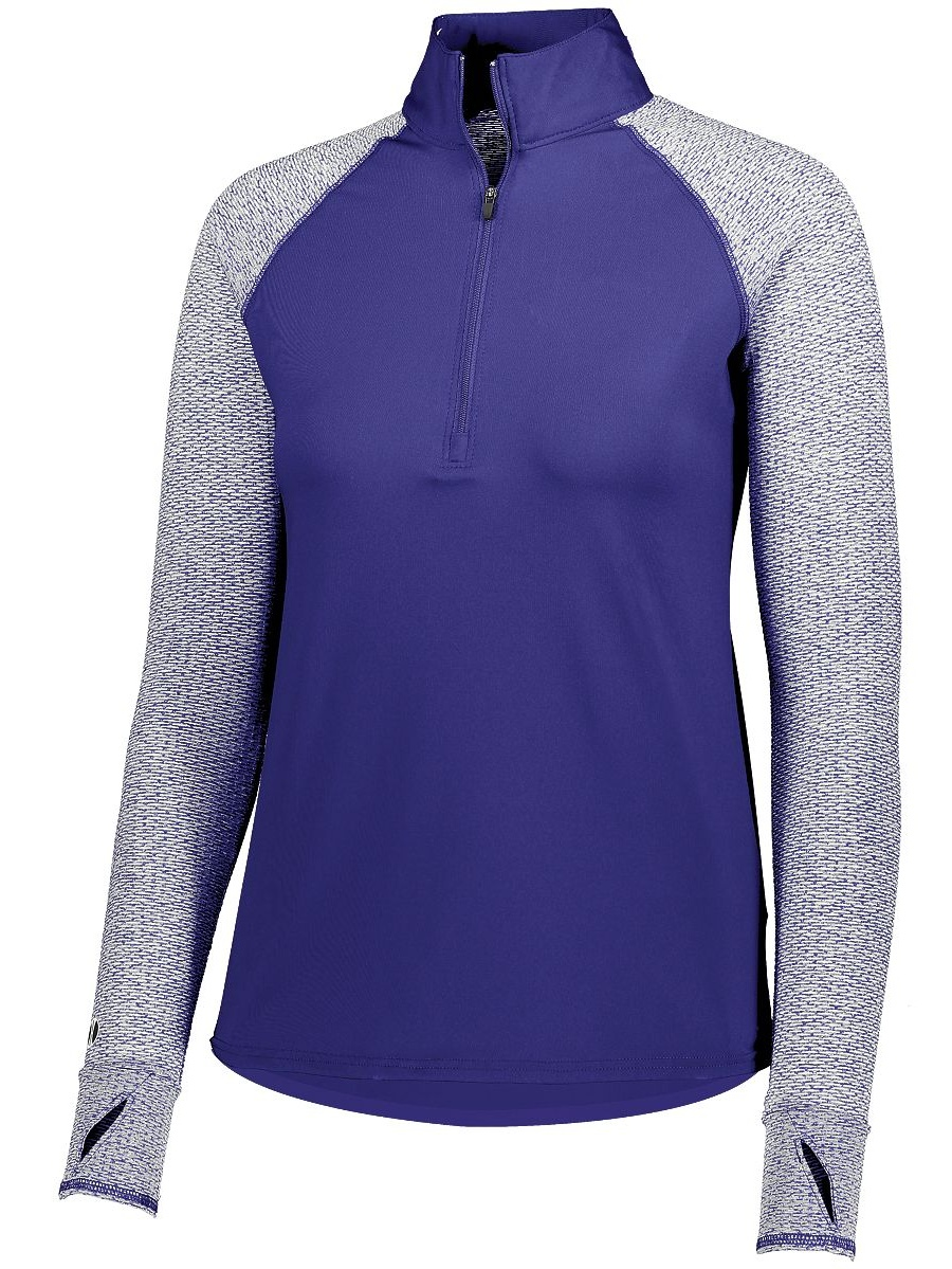 Holloway Sportswear Girls' Axis 1/2 Zip Pullover 222905