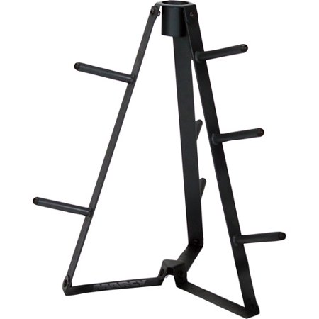 Evo Black Tree - Standard Weight Plate Tree: PT-36