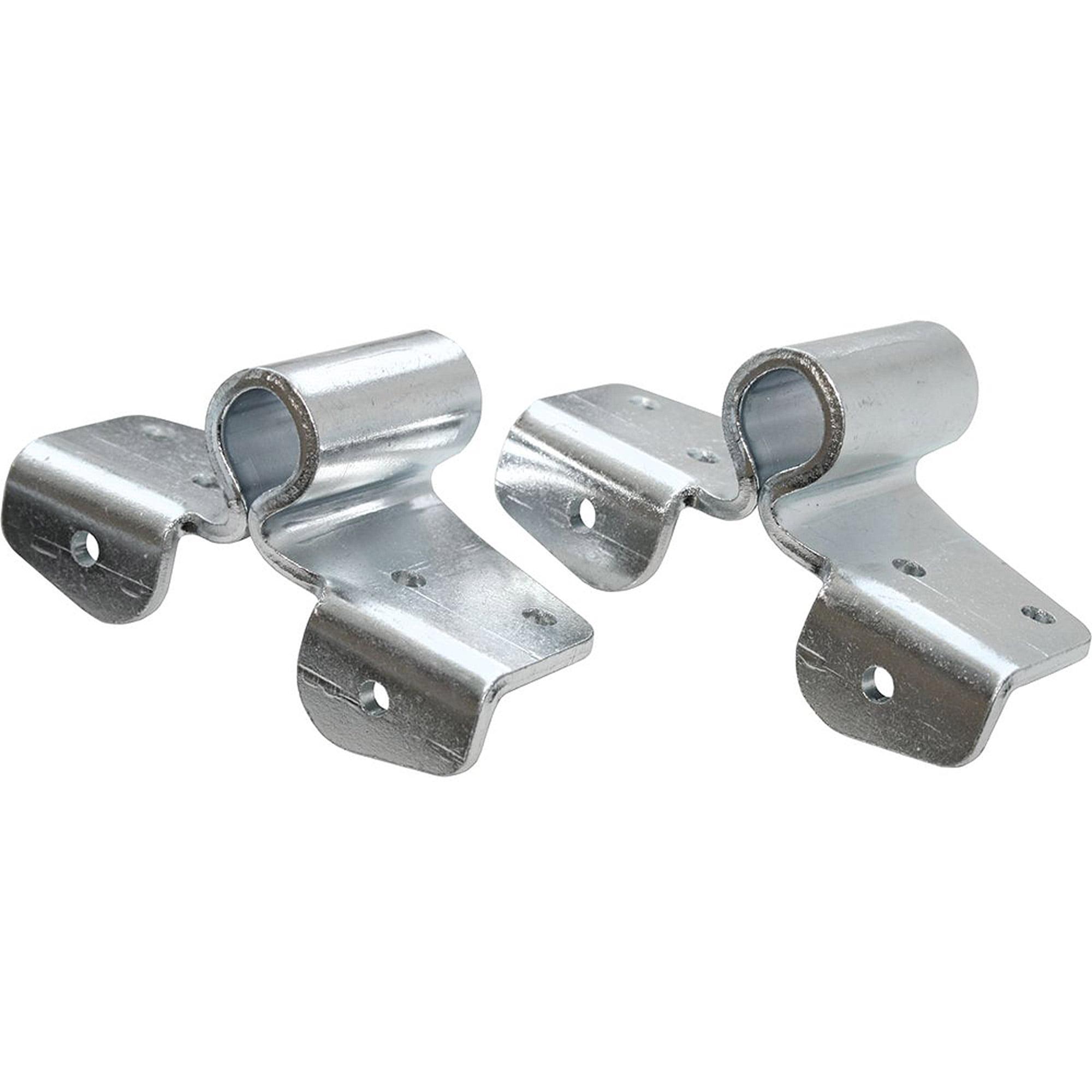 """SeaSense Zinc-Plated Steel Oarlock Sockets with 1 2"""" Shank, Pair by Generic"""