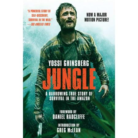 Jungle (Movie Tie-In Edition) : A Harrowing True Story of Survival in the Amazon](Daniel Radcliffe Halloween)