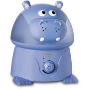 Crane Adorable 1 Gallon Ultrasonic Cool Mist Humidifier with 24 Hour Run Time - Hippo - EE-8245