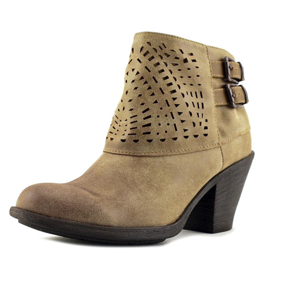 Click here to buy Eurosoft by Sofft Panora Women Round Toe Leather Brown Bootie by Eurosoft by Sofft.
