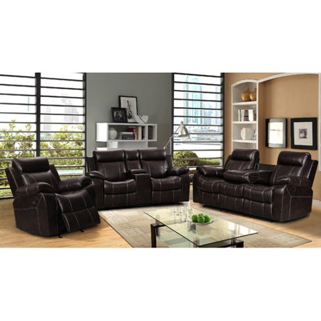 Living in style gabrielle 3 piece living room set for 9 piece living room set