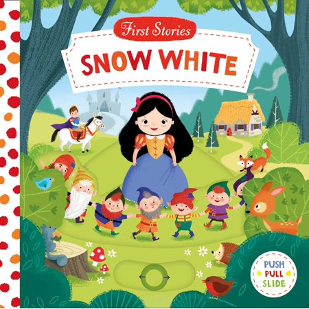 Seven Dwarfs Snow - Snow White and the 7 Dwarfs (Board Book)