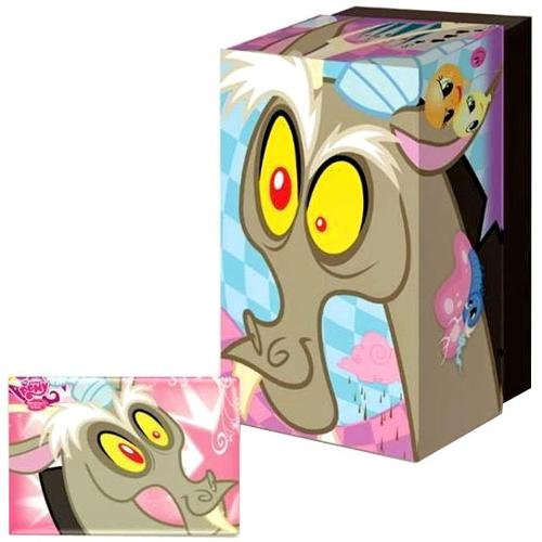 My Little Pony Trading Cards Series 2 Discord Collectors Box