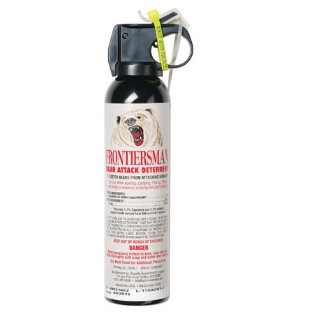 SABRE Frontiersman Bear Spray 9.2 oz