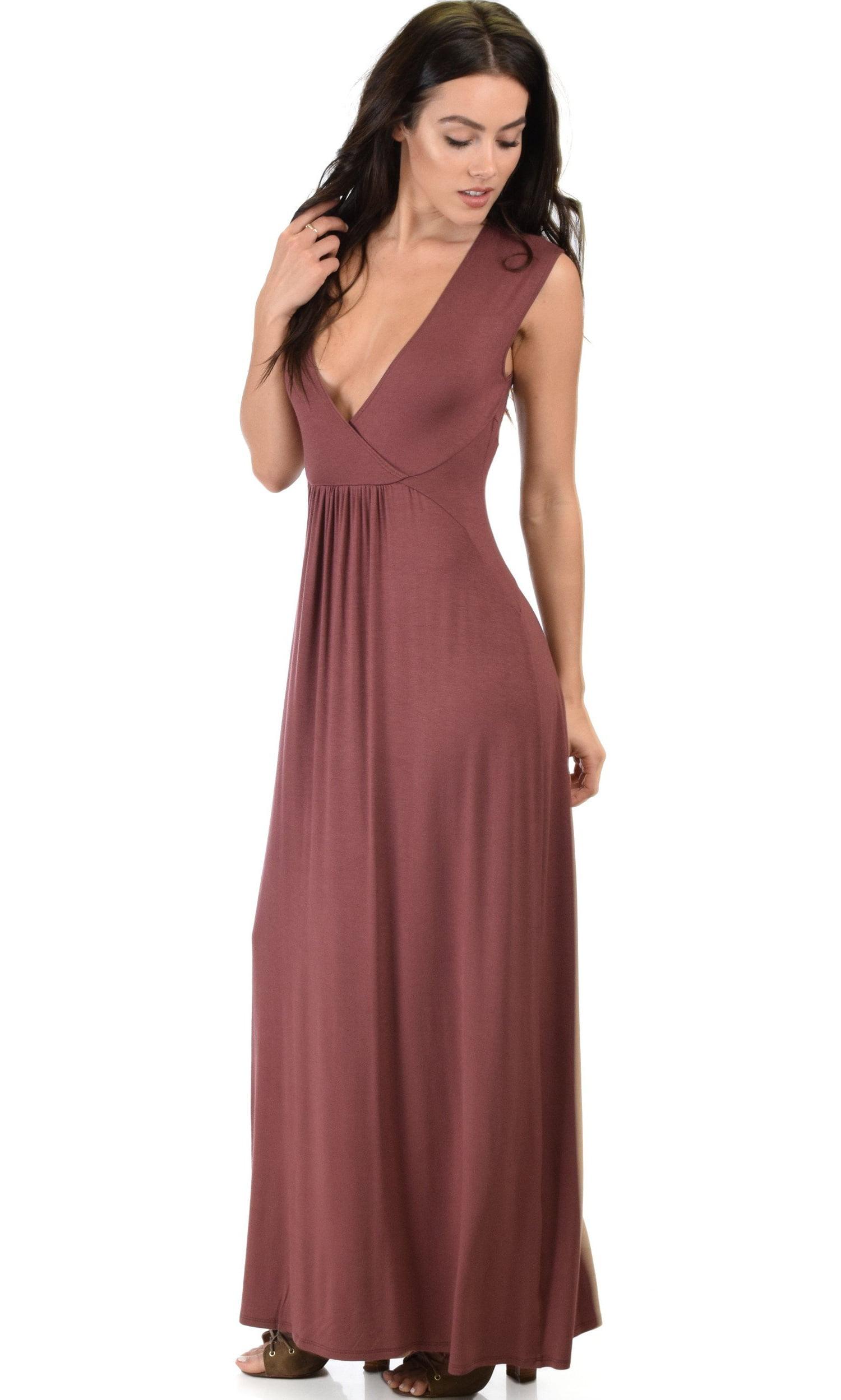 76df7f563c5 Lyss Loo - Lyss Loo Sweetest Kiss Sleeveless Long Maxi Dress