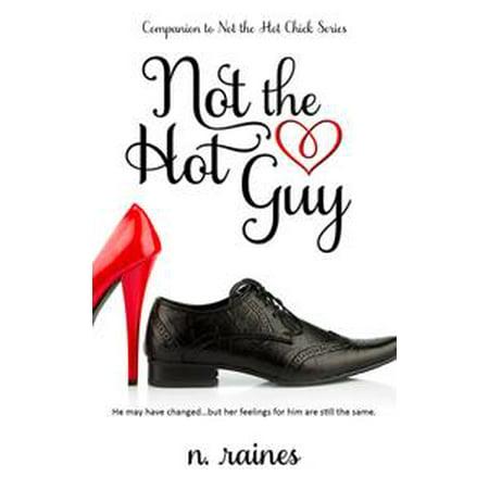 Not the Hot Guy - eBook (Hot Hippie Guys)