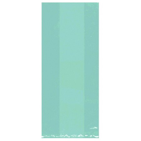 Large Cello Party Bag, Robin's Egg Blue - 25 - Robin's Egg