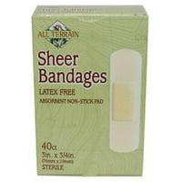 ALL TERRAIN Sheer Bandages 40 CT