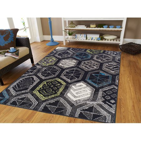 Living Room Rugs Cheap : Contemporary Area Rugs 5x7 Area Rugs on Clearance 5 by 7 ...