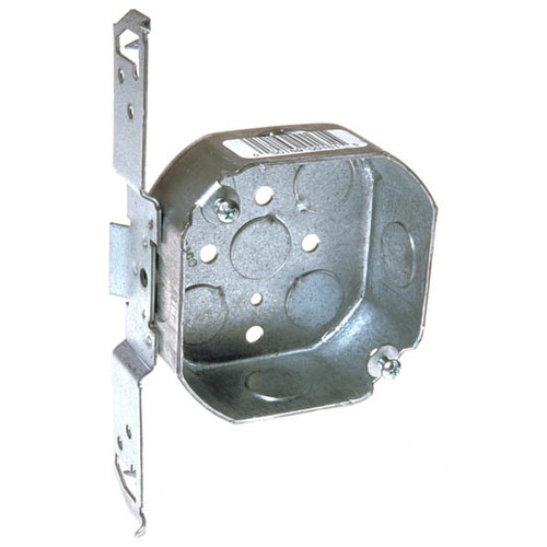 Electrical Box,Octagon with Bracket RACO 161