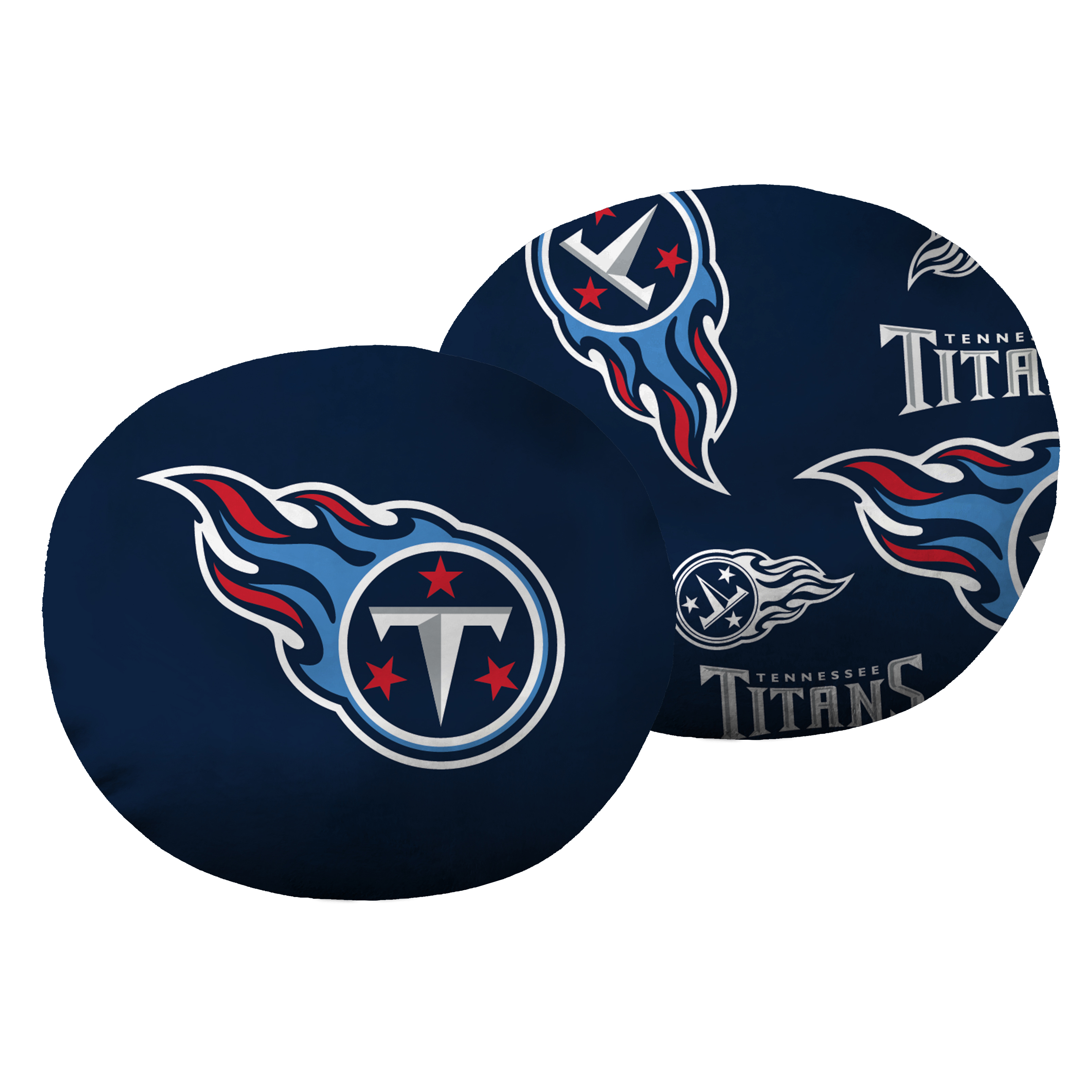 "NFL - Tennessee Titans, 11"" Cloud Pillow"