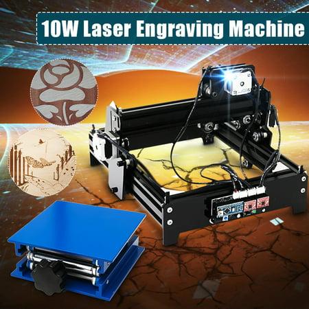 10W CNC USB Laser Engraver Engraving Machine Desktop DIY Marking Machine For Metal Stone Wood Printer Cutter - Word Stones
