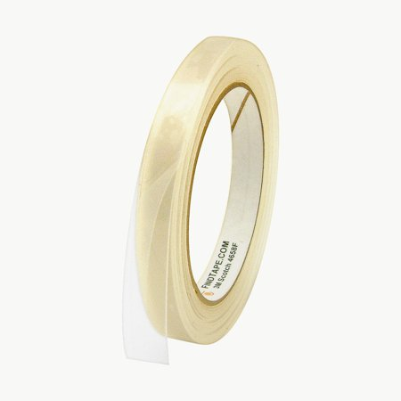 3M Scotch 4658F Double Coated Removable Foam Tape: 1/2 in. x 15 ft. (Clear)