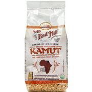 Bob's Red Mill Organic Whole Kamut Khorasan Wheat Grain, 24 oz, (Pack of 4)