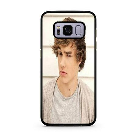 Liam James Payne Galaxy S8 Case