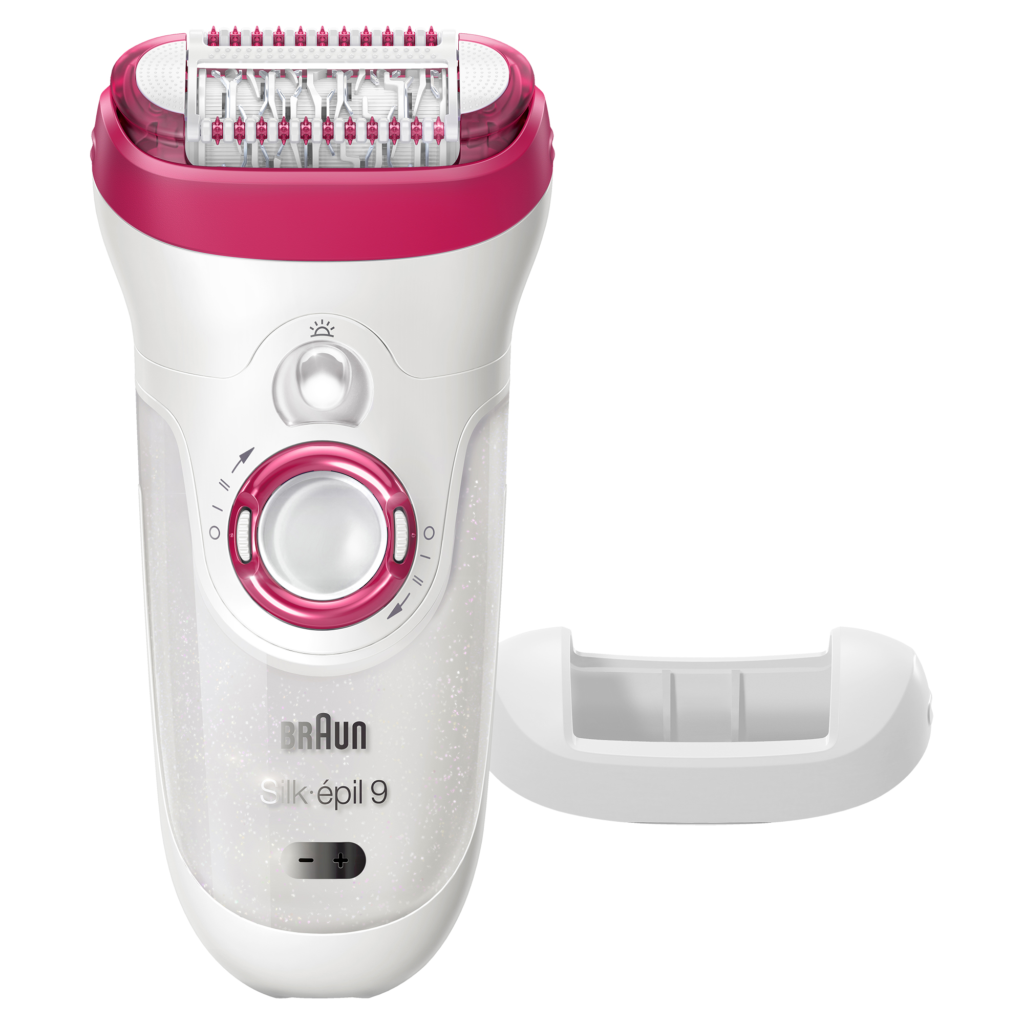 Braun Silk-epil 9 9-521 - Wet & Dry Cordless epilator with 2 extras ($30 Mail In Rebate Available)