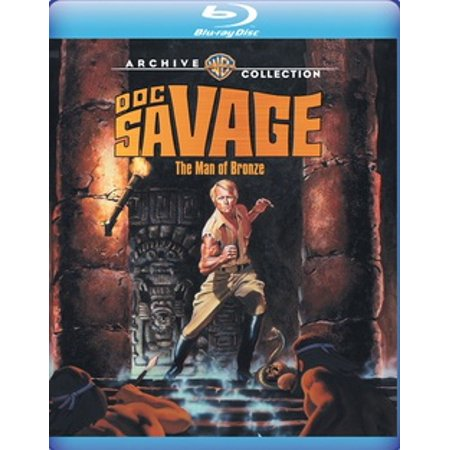 Doc Savage: The Man Of Bronze (Blu-ray) - Doc Back To The Future
