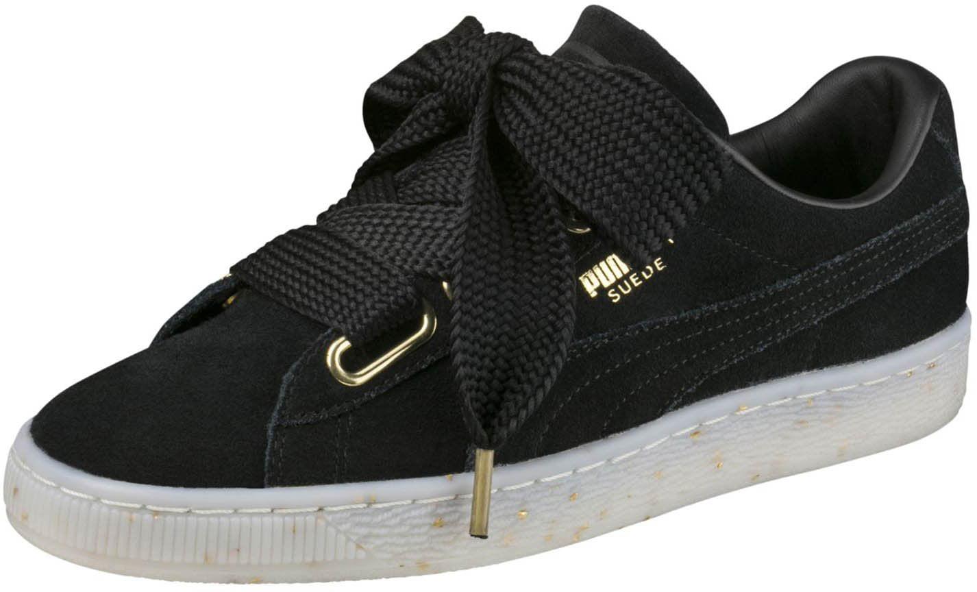 Suede Heart Celebrate Sneaker