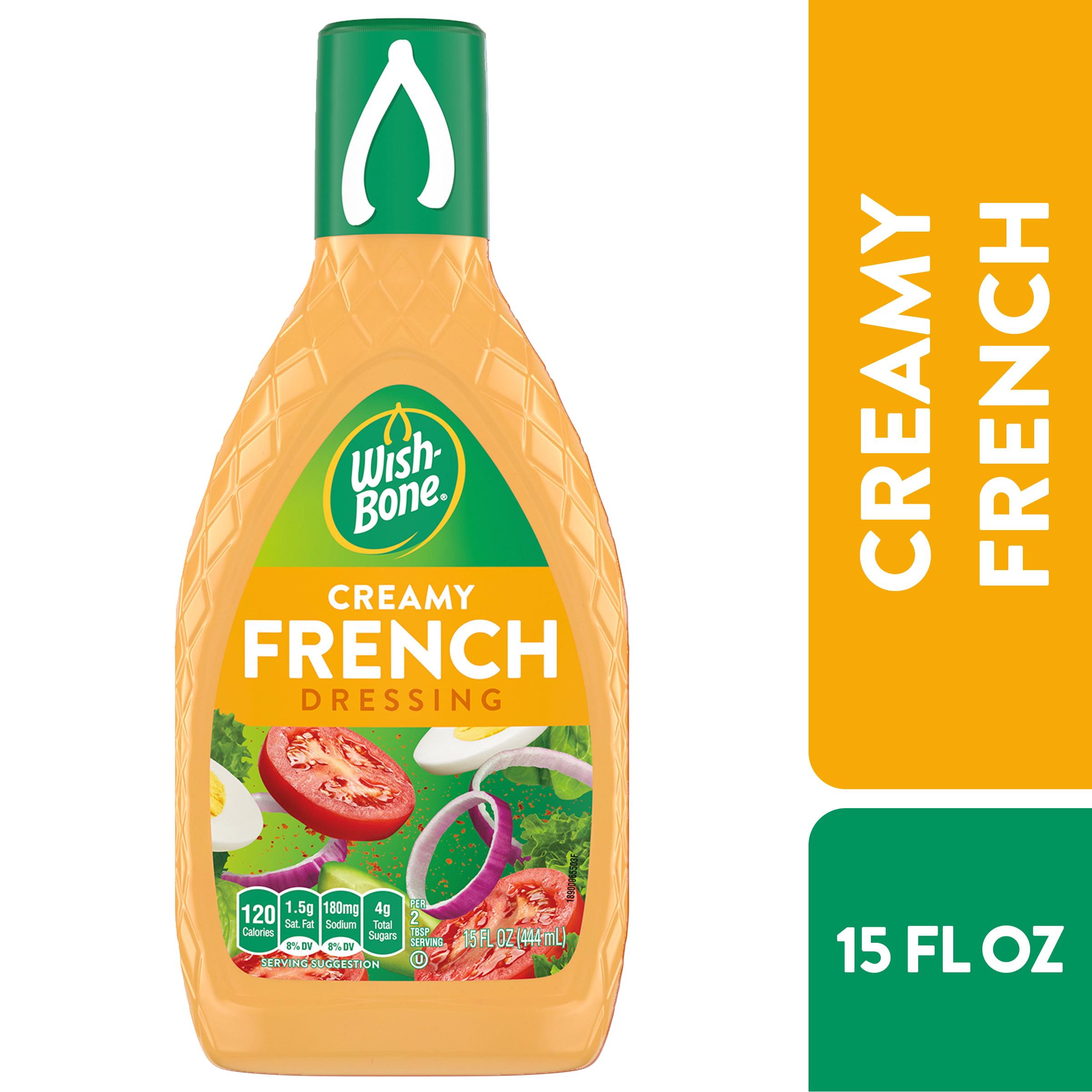 Wish Bone Deluxe French Salad Dressing - 16oz