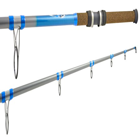 Hurricane Blue Fin Spinning Rod