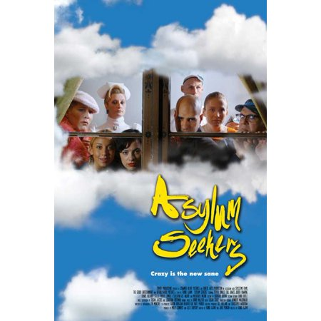 Asylum Seekers POSTER Movie (27x40)