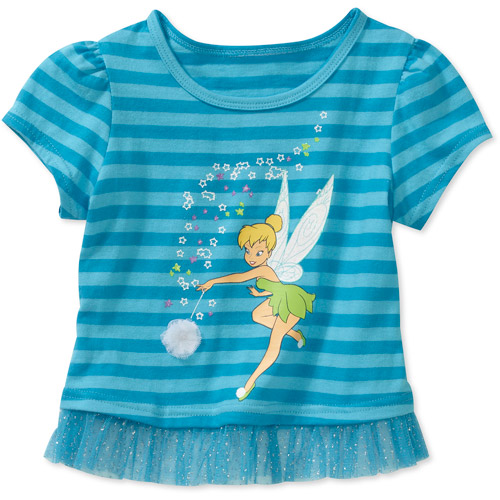 Baby Girls' Tinkerbell Graphic Tu