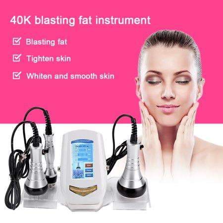 RF Multipolaire Blasting Fat Instrument Amincissant peau de levage beauté Machine RF Cellulite Machine Fat Cavitation machine