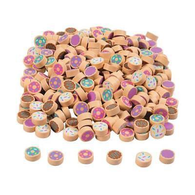 Mini Donut Eraser Assortment 300 Piece(s)