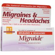 Migraide Boericke & Tafel 40 Tabs